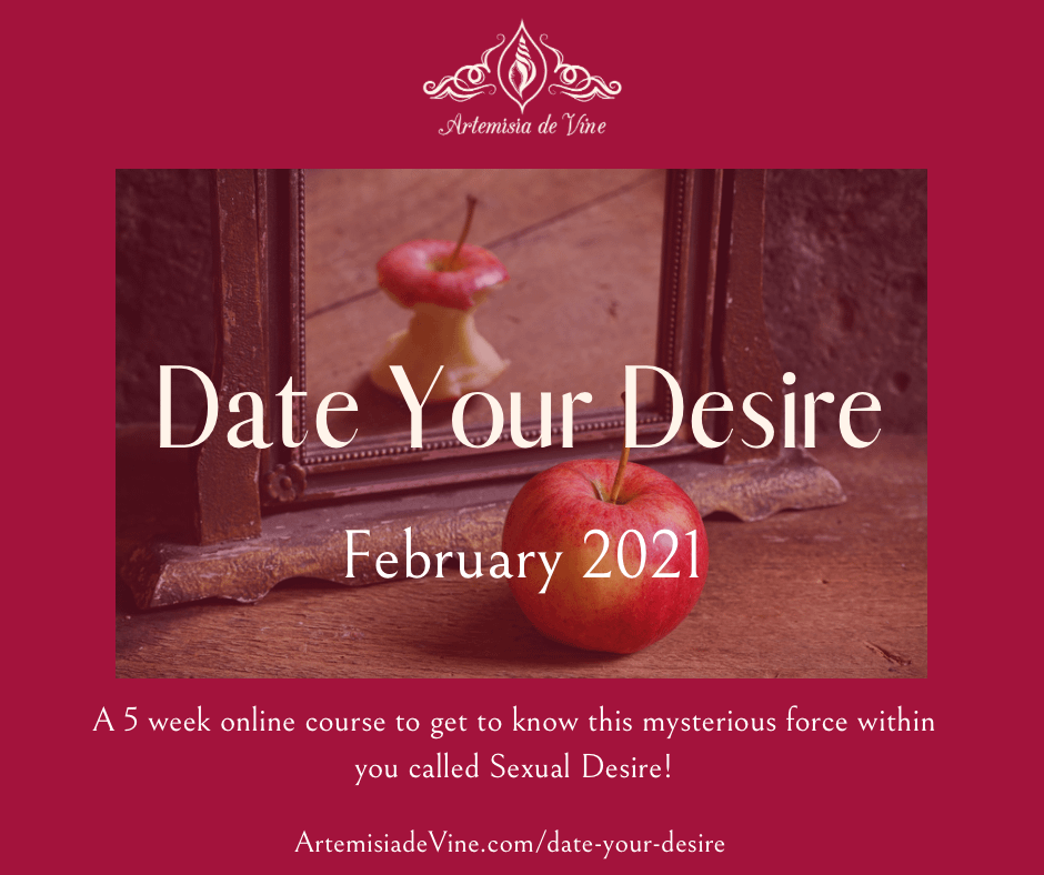 Invitation to Date Your Desire Course
